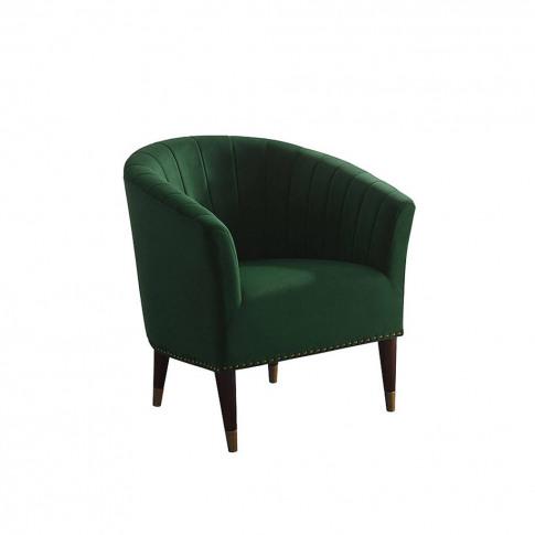 Madison Velvet Armchair