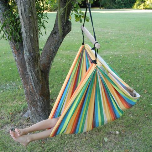 Playa Rainbow Childrens Hanging Chair