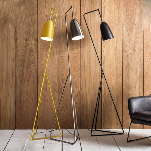 Ochre Floor Lamp
