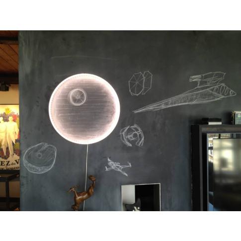'Hoop' Wall Light