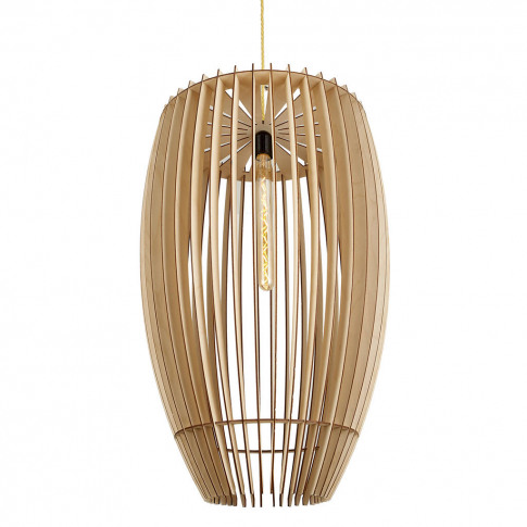Laser Cut Lampshade 'The Bullet'