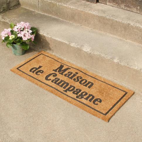 Maison De Campagne Coir Door Mat