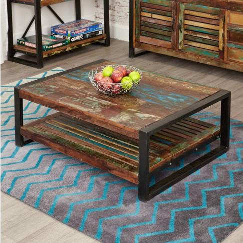 Shoreditch Rectangular Coffee Table