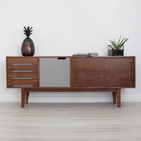 Edgeware Handmade Walnut Sideboard