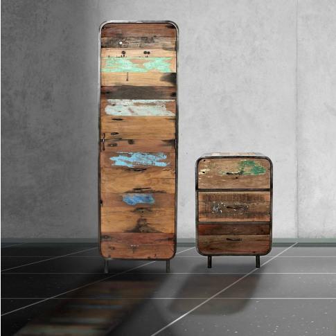 Mariner Tall Cabinet