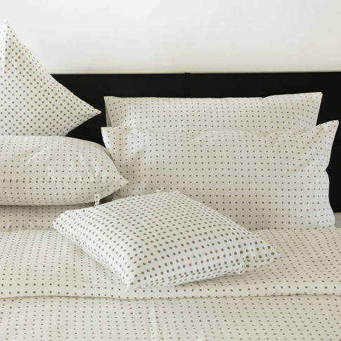 Losal Polka Dot Design Duvet Cover Double Size