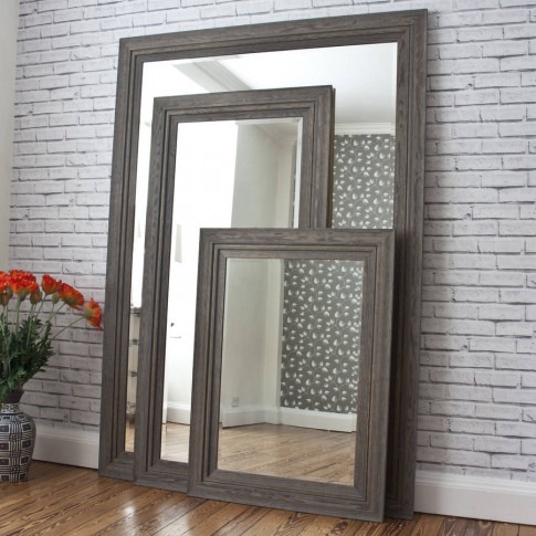 Adessi Wooden Mirror