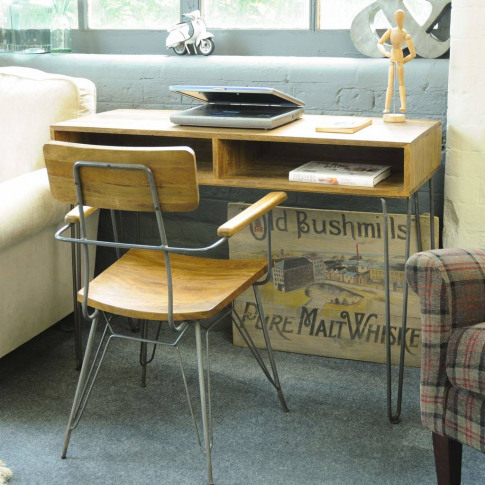 Hairpin Desk Or Console Table