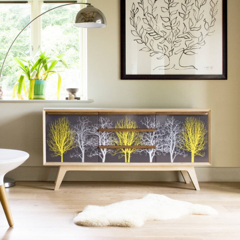 'Trees' Hand Made Sideboard