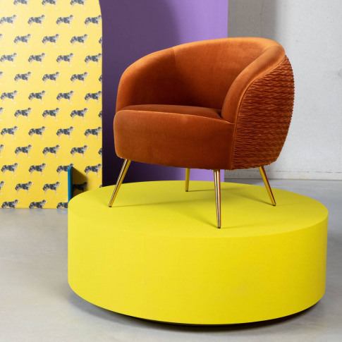 Bold Monkey So Curvy Lounge Chair