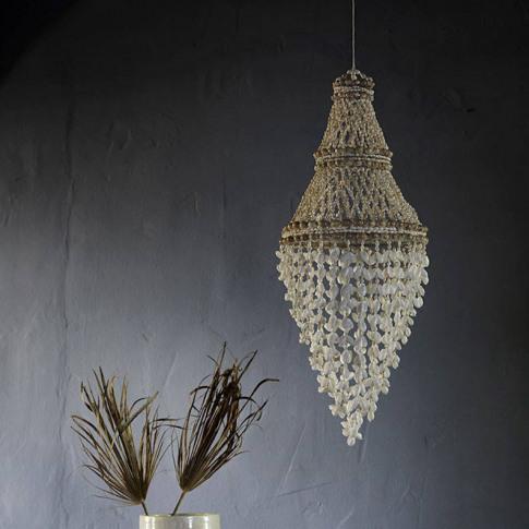 Shell Pendant Light