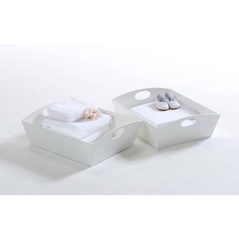 Luxury Eos Storage Boxes Medium