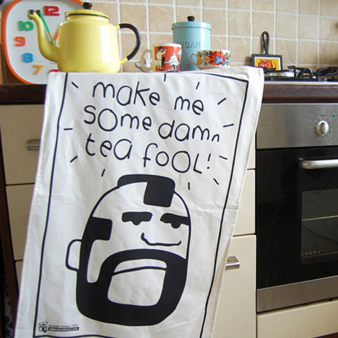 Mr Tea Towel