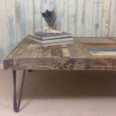 Bespoke Driftwood Coffee Table