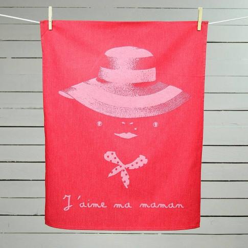 Mother's Day Tea Towel