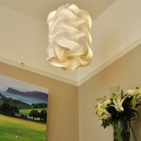 Smarty Lamps Tube Ceiling Pendant Light Shade