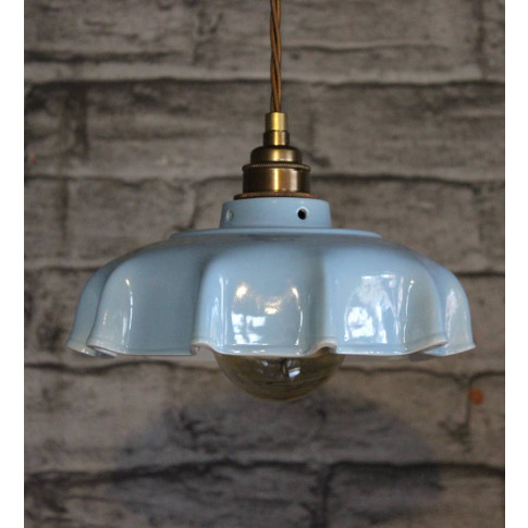 Campbell Sky Ceramic Pendant Light