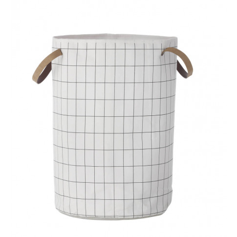 Grid Laundry Basket