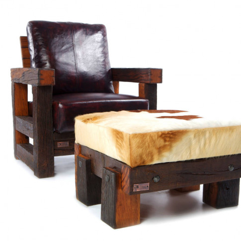 Andersen Reclaimed Oak Armchair