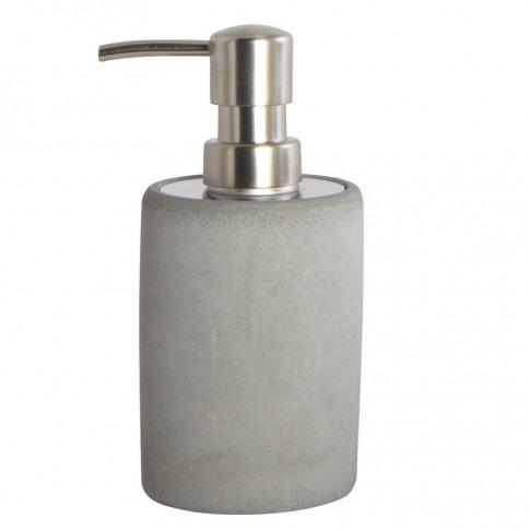 Concrete Soap Dispenser