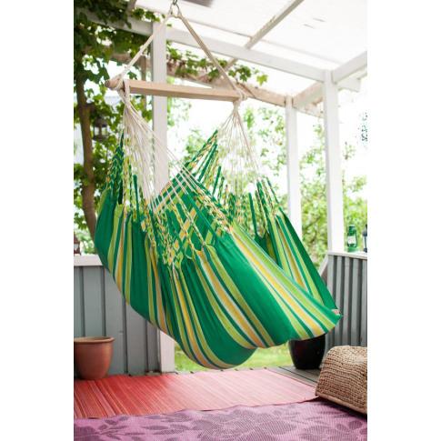 Cayo Lime Hanging Chair