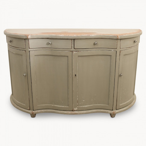 Bramley Sideboard With 4 Doors And Drawers