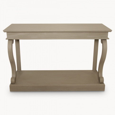 Stanley Grey Console Table