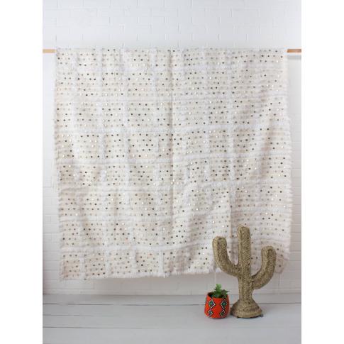 Bohemia Design | Moroccan Handira Blanket No. 180
