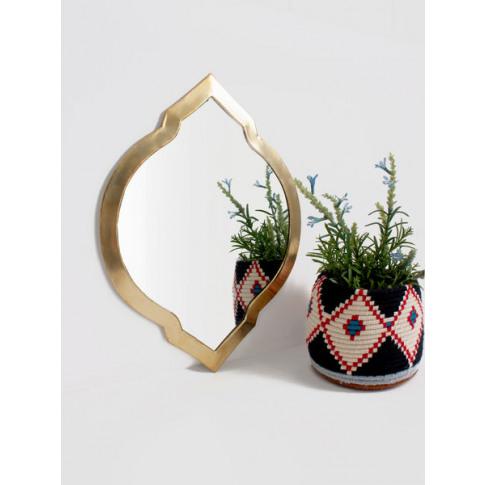 Bohemia Design | Moroccan X-Large Mirror, Slight Sec...