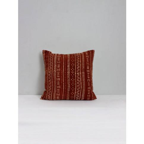 Bohemia Design | Mudcloth Cushions, Tobacco