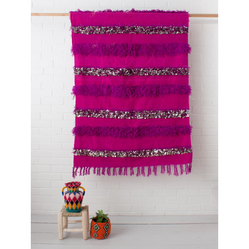 Bohemia Design   Handira Blanket, No. 84