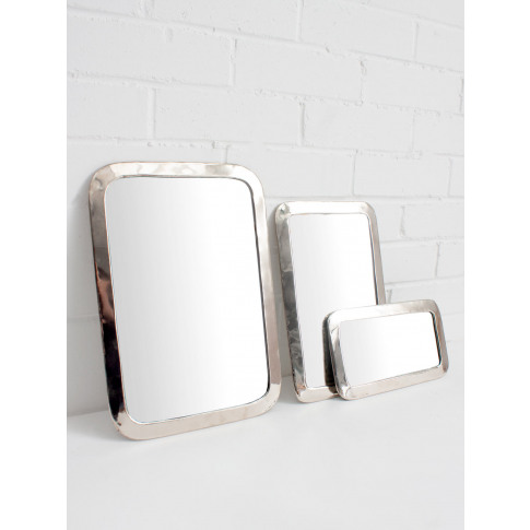 Bohemia Design | Moroccan Rounded Rectangle Mirror, ...