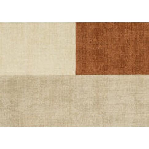 Brook + Wilde Luxury Hand Woven Wool Trinity Copper Rug