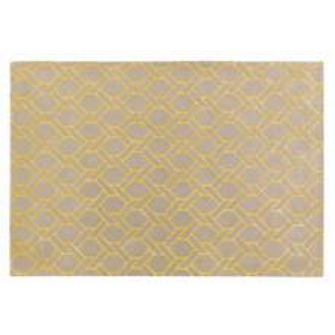 Ascot Silver/Yellow Rug