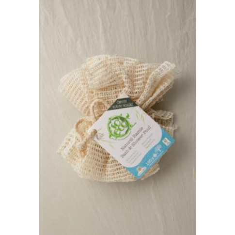So Eco Natural Ramie Bath Pouf - Assorted All At Urb...