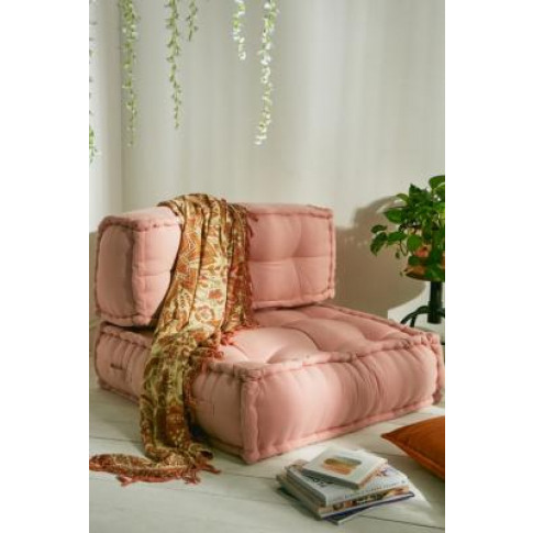 Reema Pink Base Cushion - Pink All At Urban Outfitters