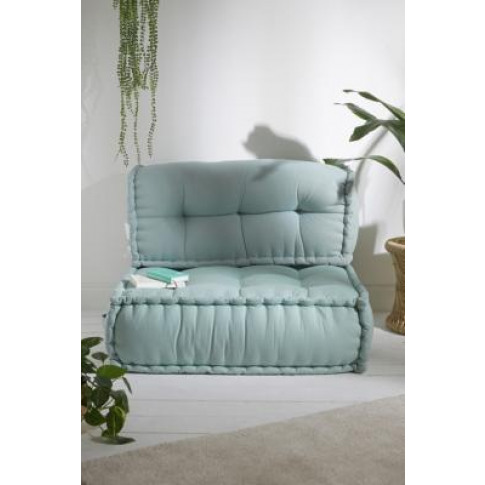 Reema Mint Back Cushion - Mint All At Urban Outfitters