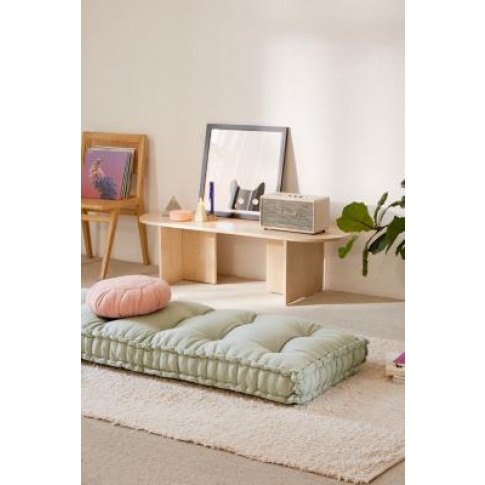 Rohini Mint Green Cushion - Mint All At Urban Outfitters