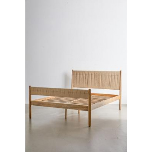 Woodrow Single Bed - Beige All At Urban Outfitters