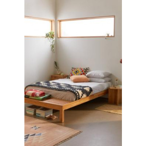 Lita Bed - Beige All At Urban Outfitters