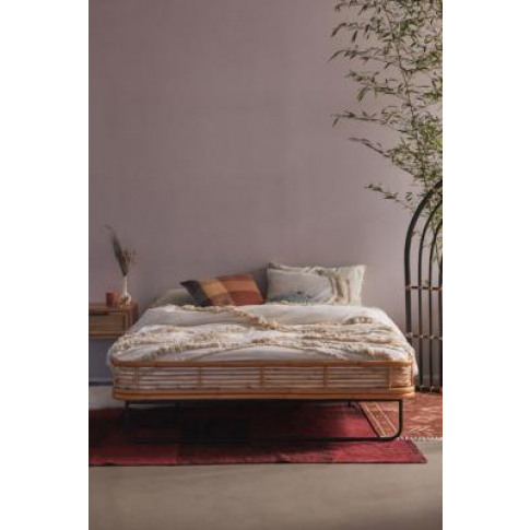 Mikko Bed - Beige All At Urban Outfitters
