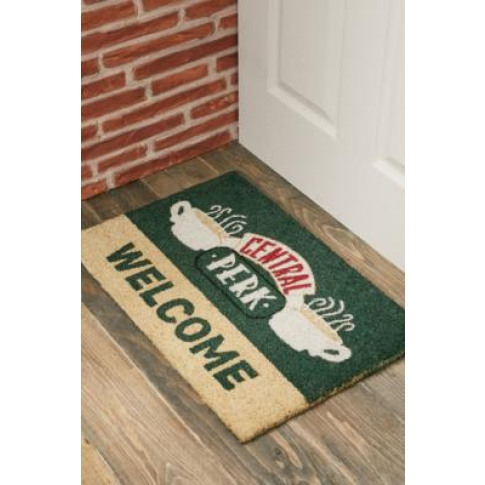 Central Perk Doormat - Assorted All At Urban Outfitters