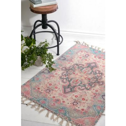 Sarafina Printed Chenille 2x3 Rug - Assorted 2x3 At ...