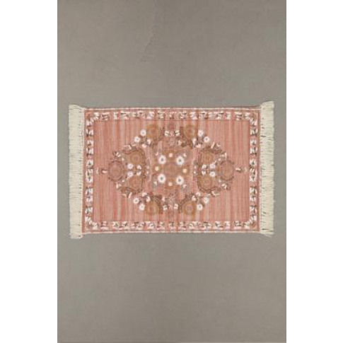 Stina Floral 2x3 Rug - Pink All At Urban Outfitters