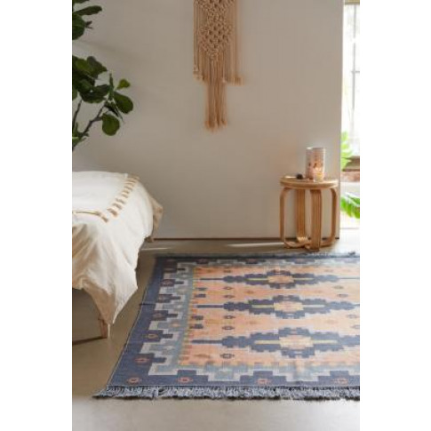 Dorinda 5x7 Rug - Blue All At Urban Outfitters