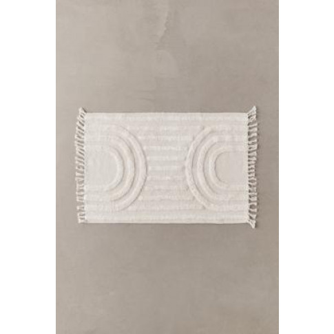 Modern Hilo Tufted 2x3 Rug - Beige All At Urban Outf...
