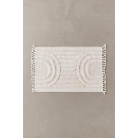Modern Handloom 2x3 Rug - White 2x3 At Urban Outfitters