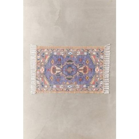 Dakota Printed 2x3 Rug - Red All At Urban Outfitters
