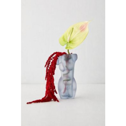 Female Form Resin Vase - Assorted All At Urban Outfi...