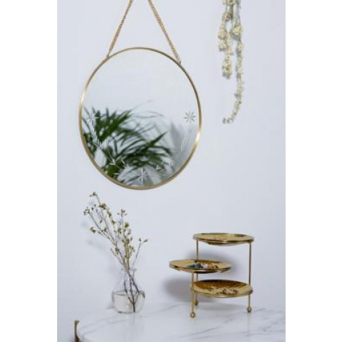 Retro Circle Mirror - Assorted All At Urban Outfitters